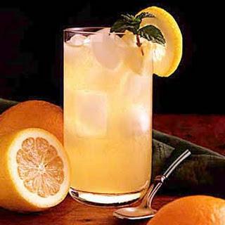 Citrus Mint Cooler Recipes