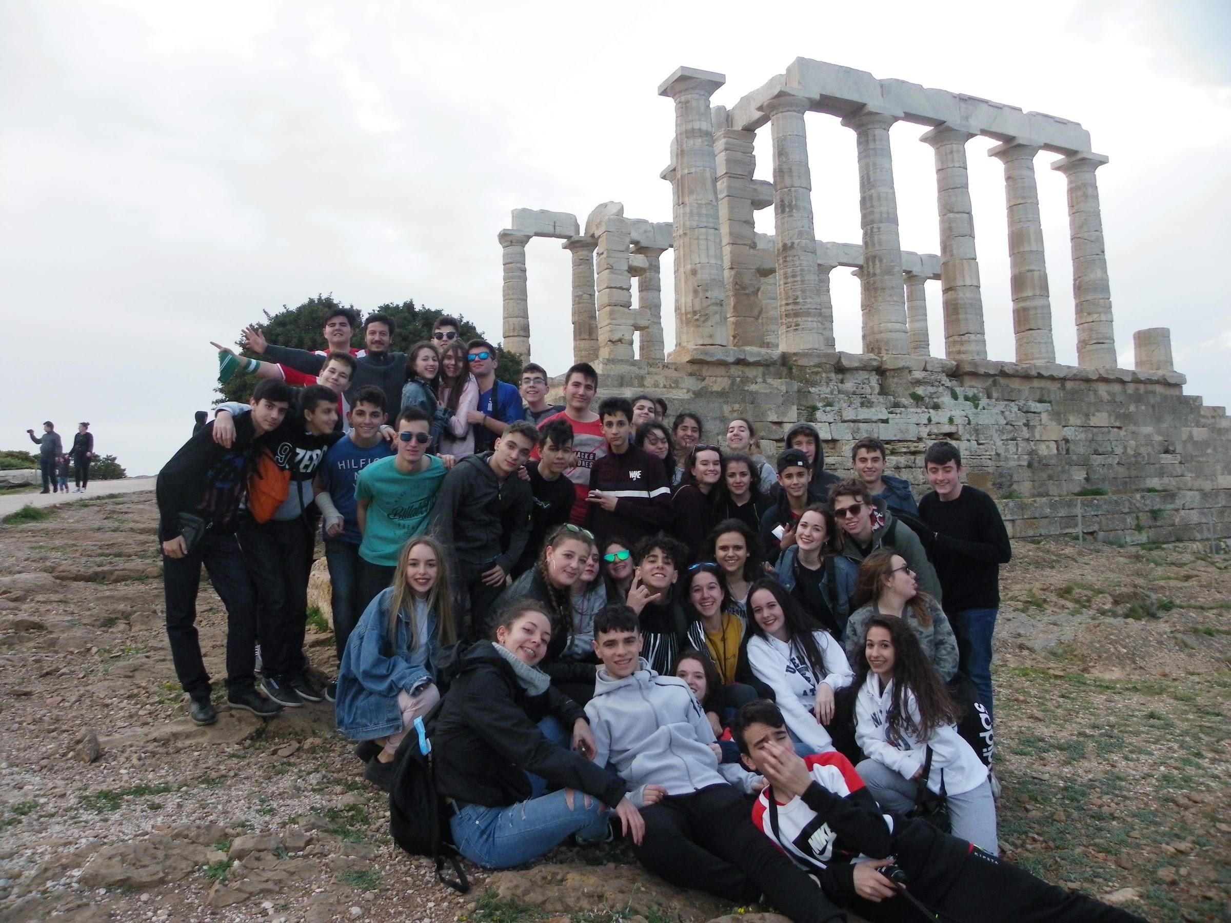 2018 Viaje 4 ESO a Grecia