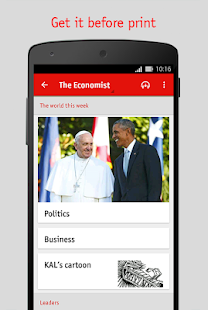 The Economist Screenshot 2