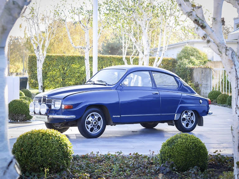 Saab 96 Hire London