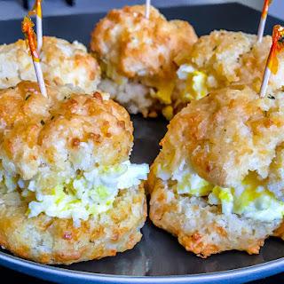 Red Lobster Biscuit Breakfast Sliders Recipe