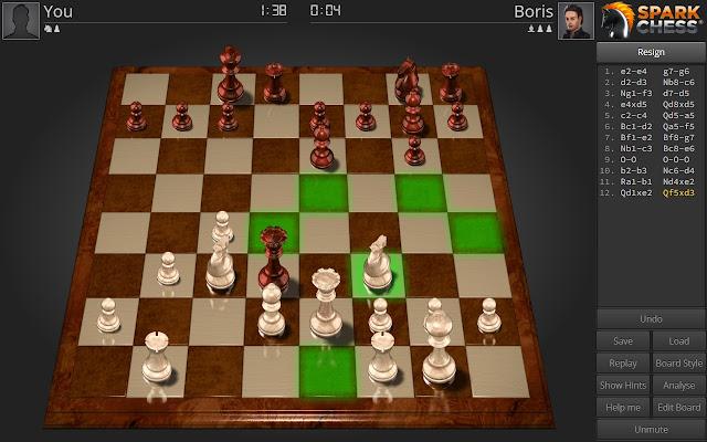 Шахматы компьютер на программы