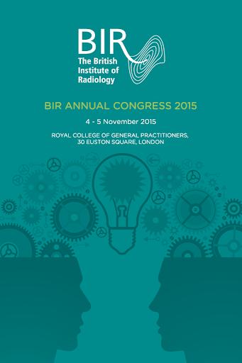 BIR Annual Congress 2015