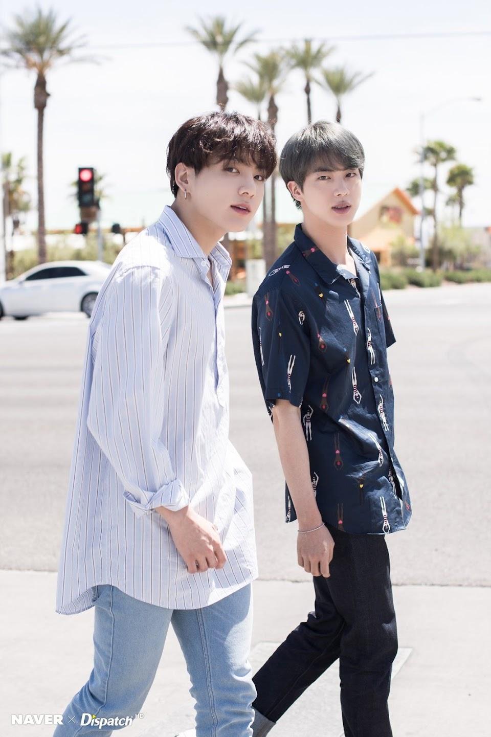 jin and jungkook