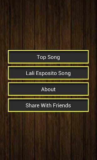 玩音樂App|Lali Esposito Songs免費|APP試玩
