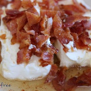 Low Carb Creamy Bacon Veggie Dip.