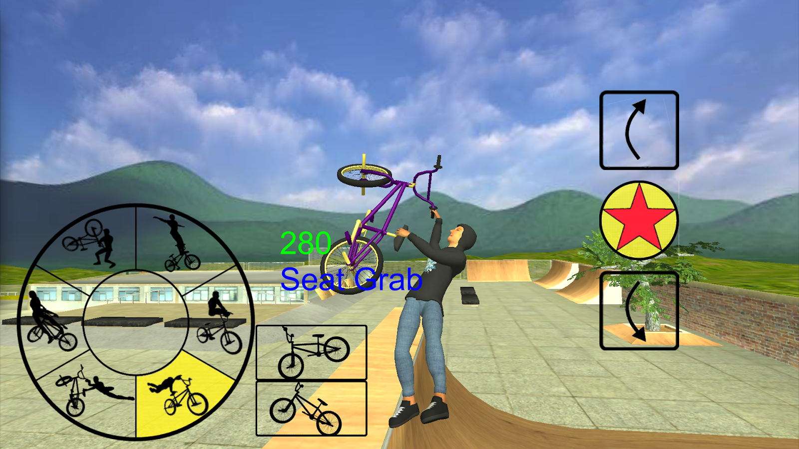 BMX Freestyle Extreme 3D- screenshot