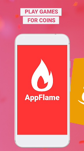 App Flame: Play Games & Get Rewards screenshots 1