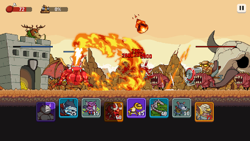 Monsters War: Epic TD Strategy Offline Games 1.0.4 screenshots 2