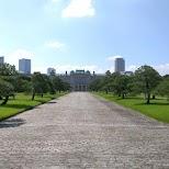 akasaka palace in aoyama in Tokyo, Tokyo, Japan