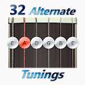 Guitar Tunings Plus icon