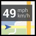 Maps Speedometer icon