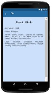 Ekolu Music+Lyrics. - náhled
