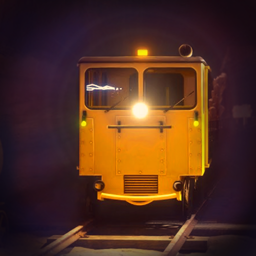 Mine Train Simulator - Ride in dungeon
