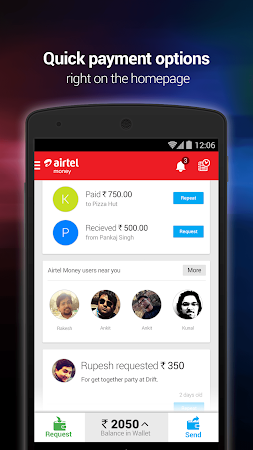 Airtel Money - Recharge & Pay 3.0.0.16 screenshot 242135