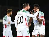 Xavier Mercier a marqué le but décisif face au club de Bruges