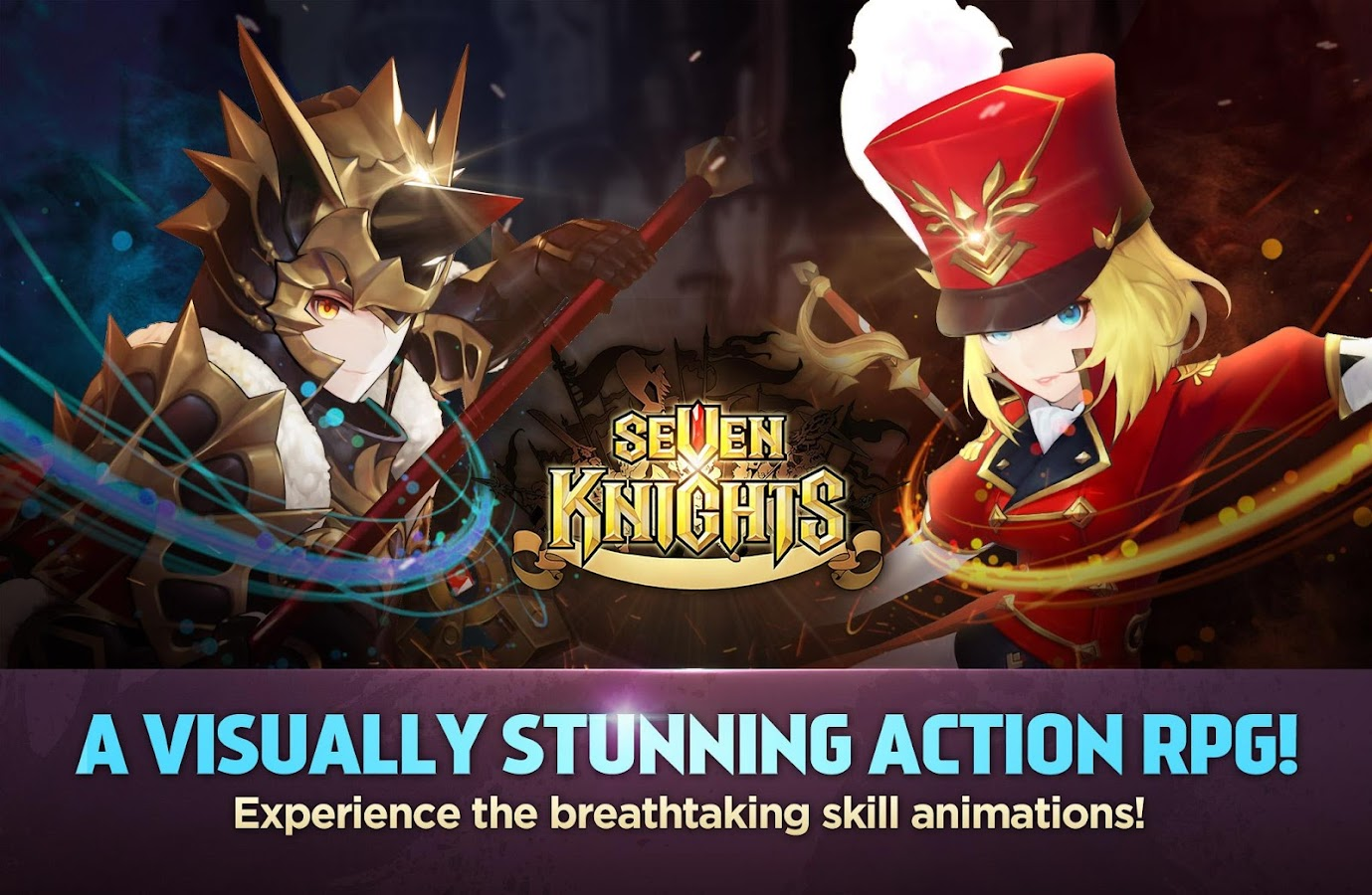 Seven Knights- screenshot