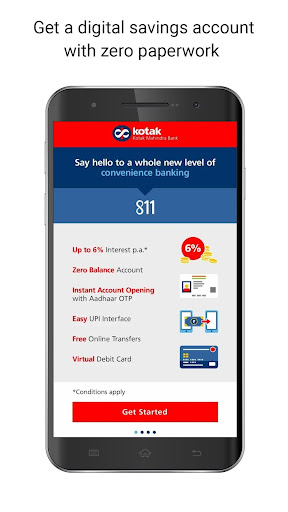 Kotak - 811 & Mobile Banking Apk Download Free for PC, smart TV