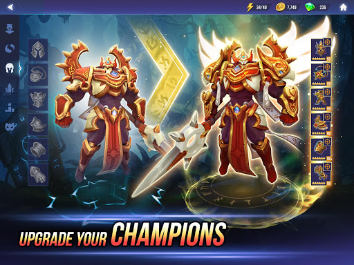 Dungeon Hunter Champions: Epic Online Action RPG 1.8.17 screenshots 15