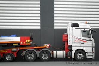 Photo: BENDER - der Schwerlast Profi aus Freudenberg! -------> www.truck-pics.eu