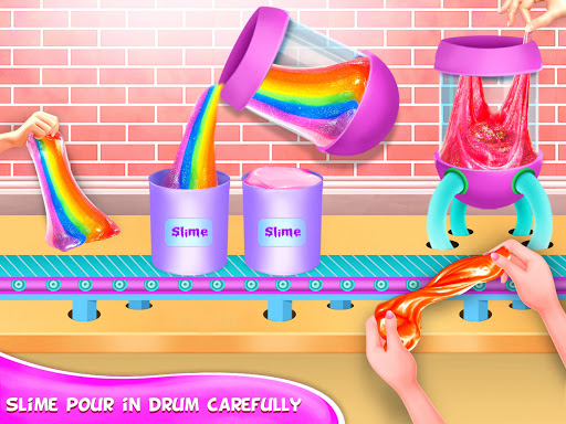 DIY Slime Maker Factory Jelly Making Game for PC