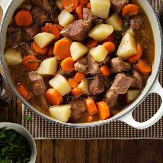 Lamb Stew.