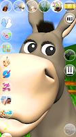 Screenshot of Talking Donald Donkey