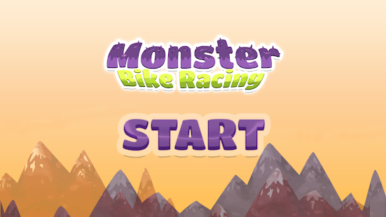 Monster Bike Race - náhled