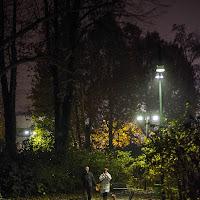A spasso nel parco  di