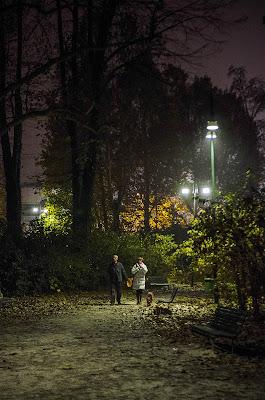A spasso nel parco  di Aldo Rizzardi