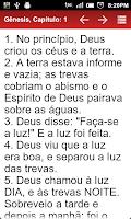Screenshot of Bíblia Ave Maria (Português)