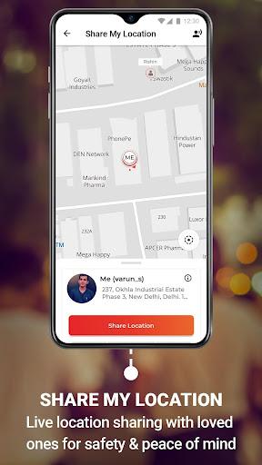 MapmyIndia Move: Maps, Navigation & Tracking 9.5.0 screenshots 6