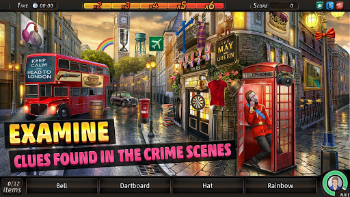 Criminal Case: Save the World! screenshots 12