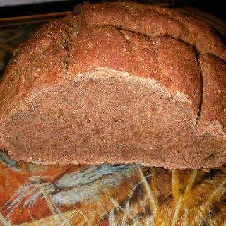 Black Rye Bread.