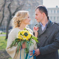 Wedding photographer Elena Trubina (trubiel). Photo of 18.04.2015