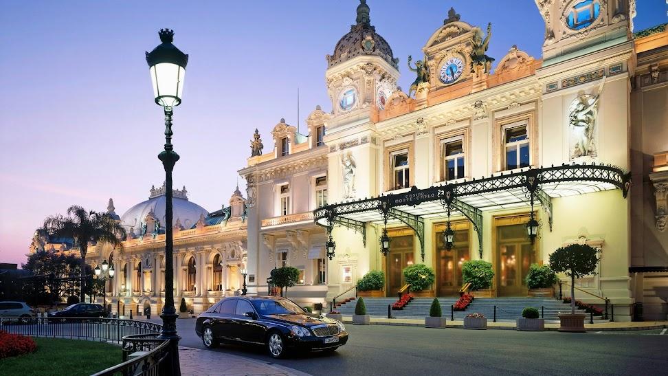 Казино Монте-Карло, княжество Монако - Княжество Монако - достопримечательности, путеводитель, что посмотреть в Монако, как добраться в Монако, расписание транспорта в Монако