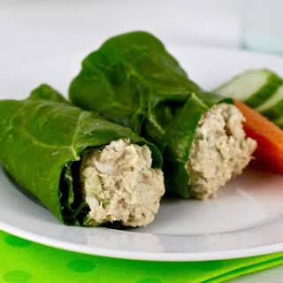 5 Minute Salmon Salad.