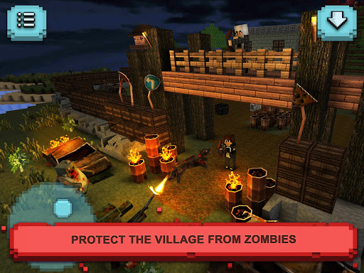 Download zombie survival craft defense for pc for Survival crafting games pc
