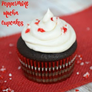 Peppermint Mocha Cupcakes Recipe