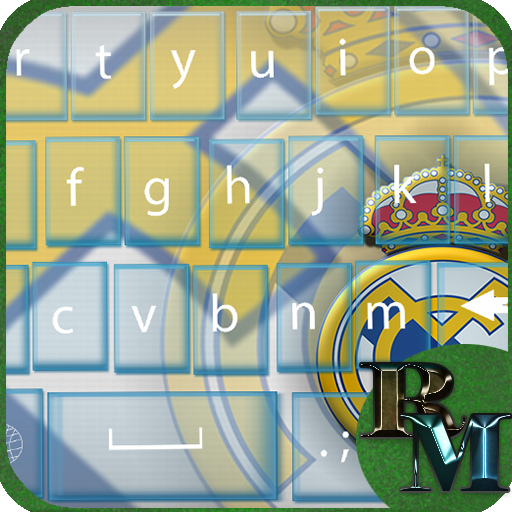 madrid keyboard themes emoji