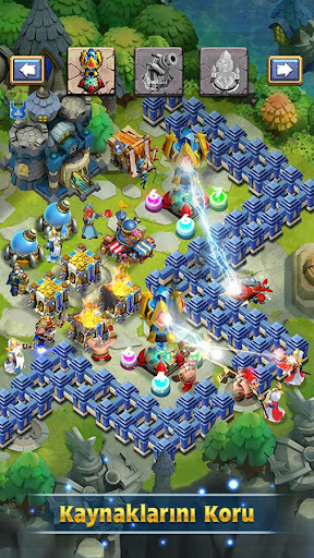 Castle Clash: Lonca Mu00fccadelesi 1.6.3 screenshots 3