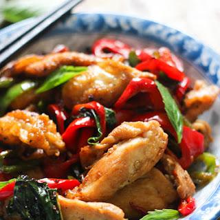 Thai Basil Chicken Breast