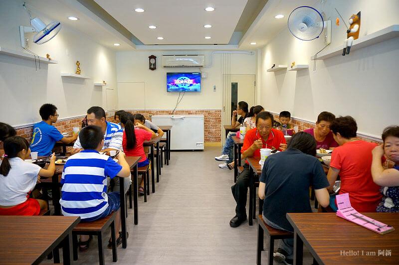 台中北區牛肉麵,楊記手工麵食館-5