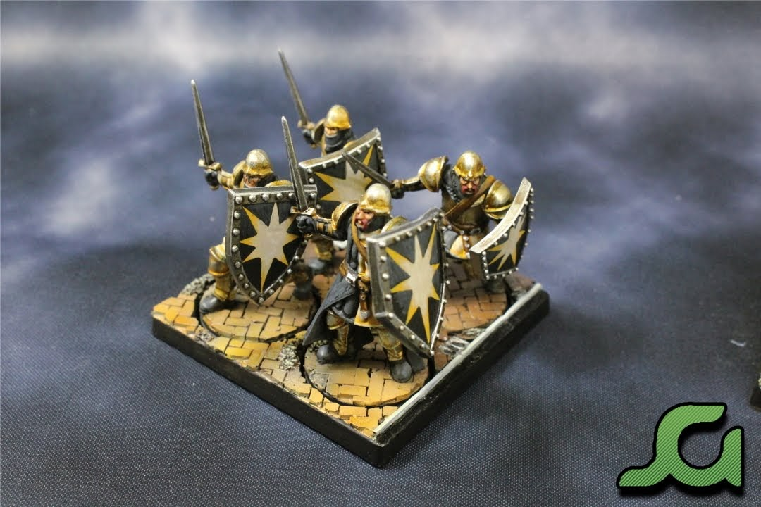 Men-at-arms stand 1