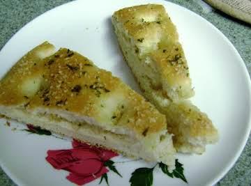 Chef Rooster's Focaccia Bread