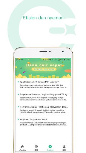 eRupiah u2013 Pinjaman Online Mudah Tanpa Hipotek  screenshots 3
