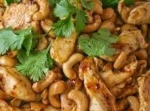 Cashew Chicken, Crock Pot Style Recipe