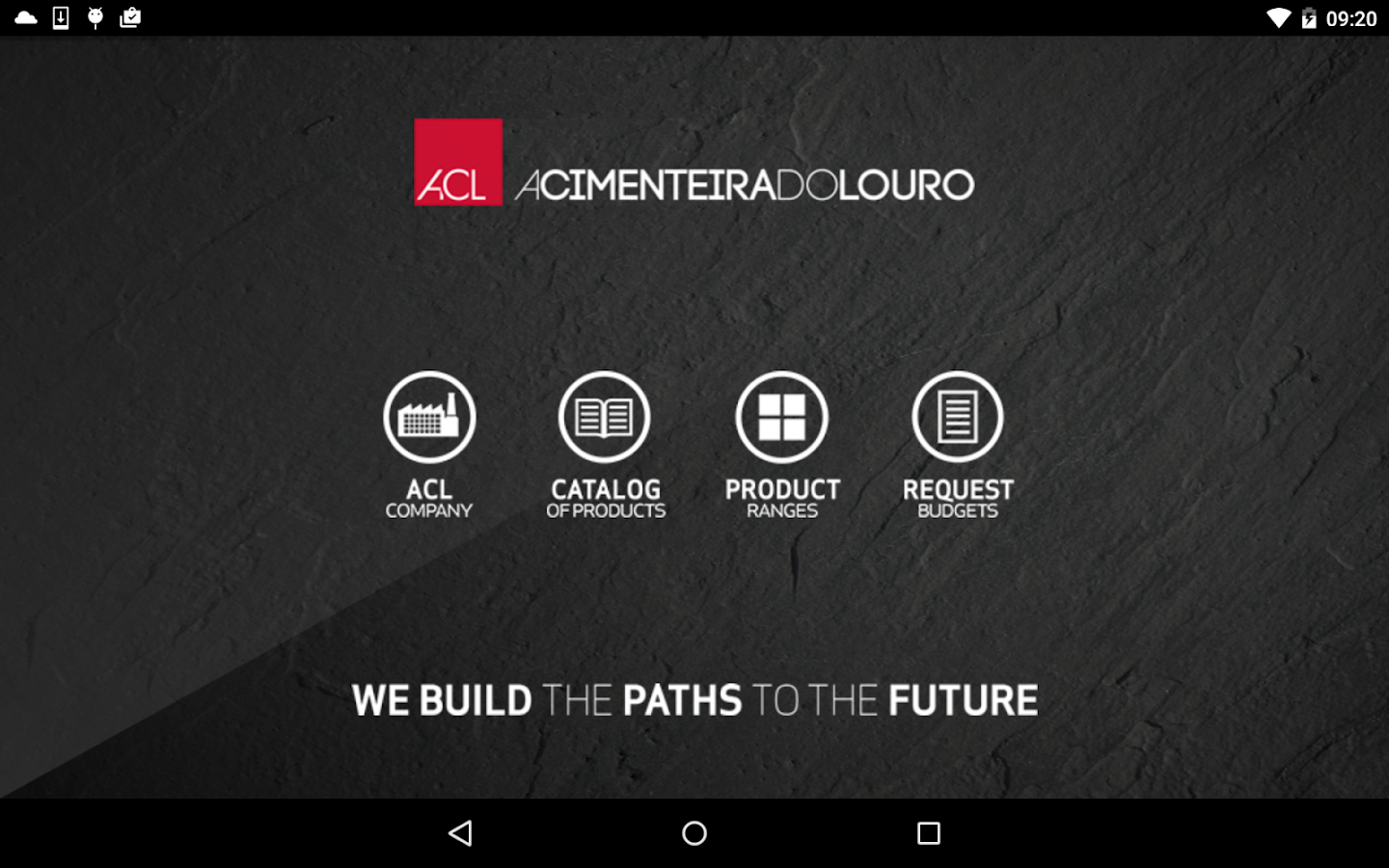 ACL - A Cimenteira do Louro- screenshot