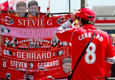 Liverpool neemt op indrukwekkende wijze afscheid van Stevie G