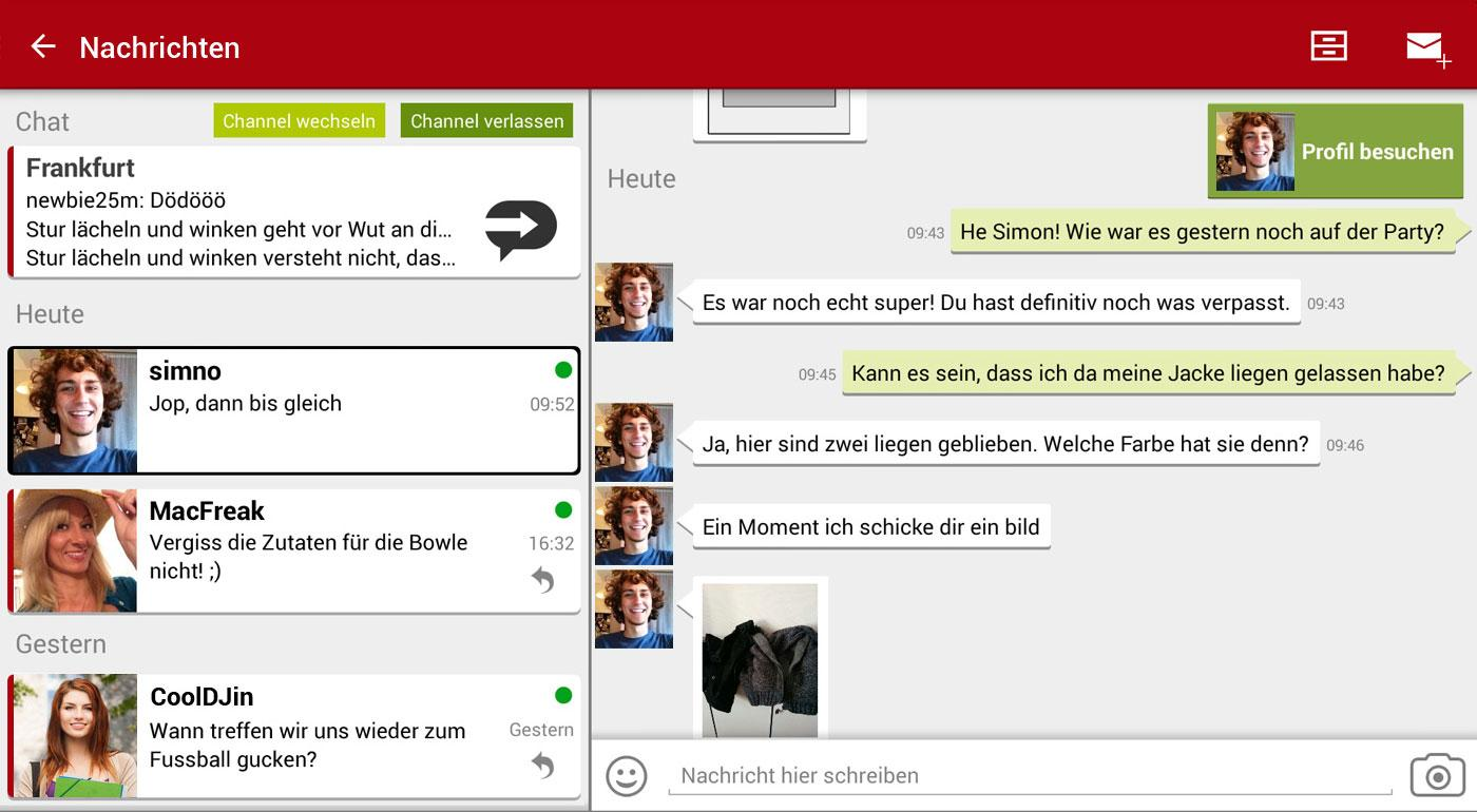 Knuddels Chat, Freunde, Flirt - Android Apps on Google Play